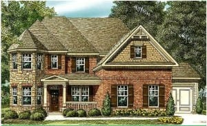 Alpharetta New Construction Home